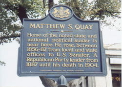 Matthew Stanley Quay