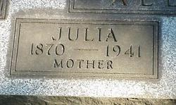 Julia <i>Liebau</i> Allen