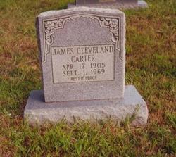 James Cleveland Cleve Carter