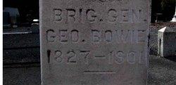Gen George Washington Bowie