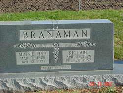 Minnie <i>Fish</i> Branaman