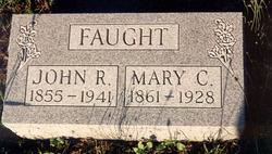 Mary Carolyn <i>Adams</i> Faught