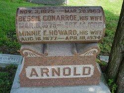 Sarah A Bessie <i>Conarroe</i> Arnold