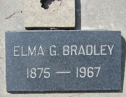 Elma G. <i>Griffin</i> Bradley