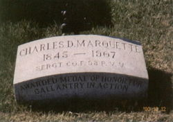 Charles D. Marquette