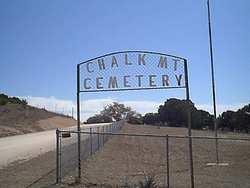 Chalk Mountain Cemetery