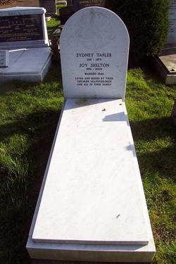 Sydney Tafler