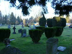 Fort Langley Cemetery