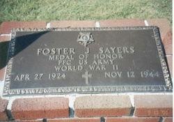 Foster Joseph Sayers