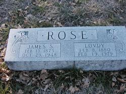 Lovdy Mildred <i>Martin</i> Rose