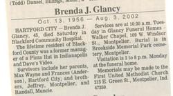 Brenda Joyce Glancy