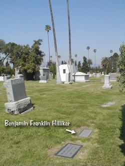Benjamin Franklin Hilliker