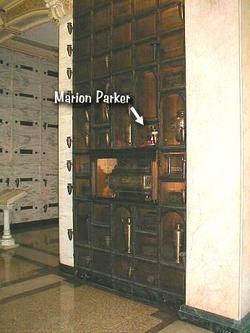 Marion Parker