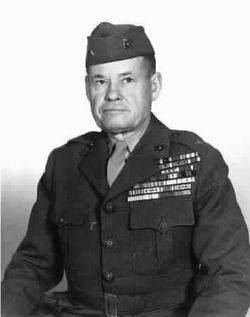 Gen Lewis Burwell Chesty Puller