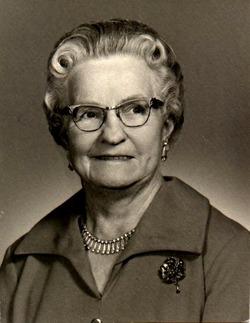 Mamie Marie <i>Boyert</i> Otto