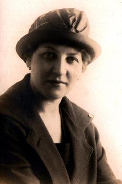 Hulda Emelia <i>Nordgren</i> Moline