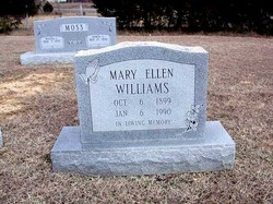 Mary Ellen Williams