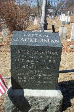 Henrietta <i>See</i> Ackerman