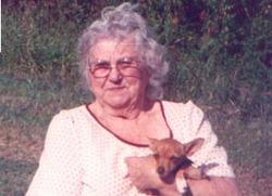 Margie dell <i>Bamburg</i> Brown