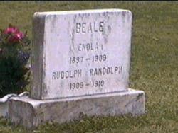 Rudolph W. Beale