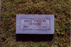 Madge G. <i>Kellar</i> Kennedy