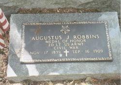 Lieut Augustus J. Robbins