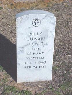 Billy Juwan Lewis