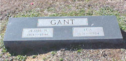 Jessie Newt Gant