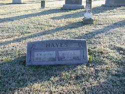 Hulda Elizabeth <i>Anderson</i> Hayes