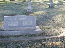 Agnes Pauline Lena <i>Brown</i> Ball