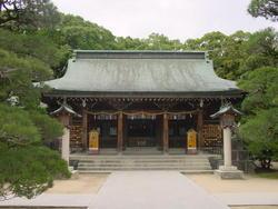 Shoin Jinja (shrine)