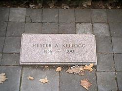 Hester A. Kellogg