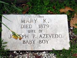 Mary Katrina <i>Bettencourt Silva</i> Azevedo