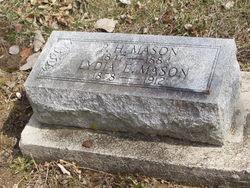 Lydia Eliza <i>Sturgeon</i> Mason