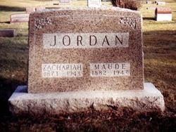 Zachariah Ellsworth Jordan