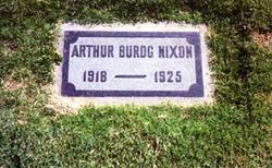 Arthur Burdg Nixon