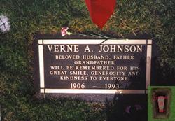 Verne A. Johnson