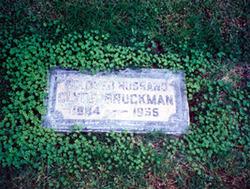 Clyde A. Bruckman