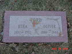 Etha A. <i>Bailey</i> Ford