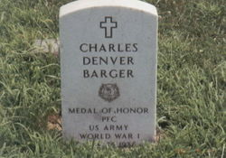 Charles Denver Barger