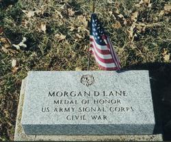 Morgan D. Lane