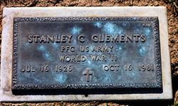Stanley C. Clements