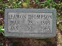 Leamon Lester Thompson