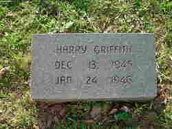 Harry Griffith