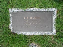 J. B. Daniel, Sr