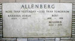 Bert Allenberg