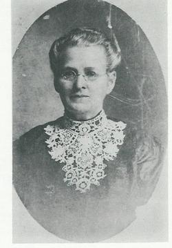 Addie Elizabeth <i>Patterson</i> Castleberry