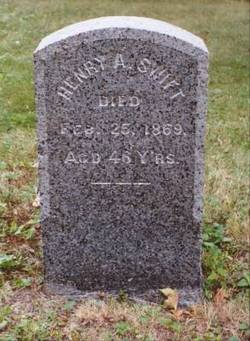 Henry Adoniram Swift