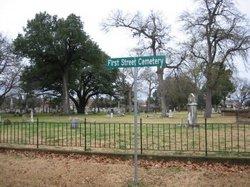 First Street Cemetery
