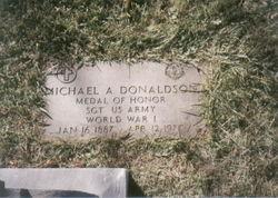 Michael Aloyisius Donaldson